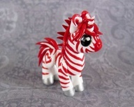 this is a nother hanf made zebracorn