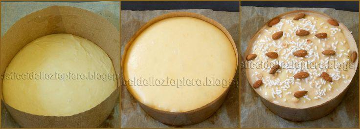 (Fai click sulla foto per ingrandirla)     Il Pandorlato  è un dolce inventato diverso tempo fa da Paoletta  , che a sua volta prese l'is...