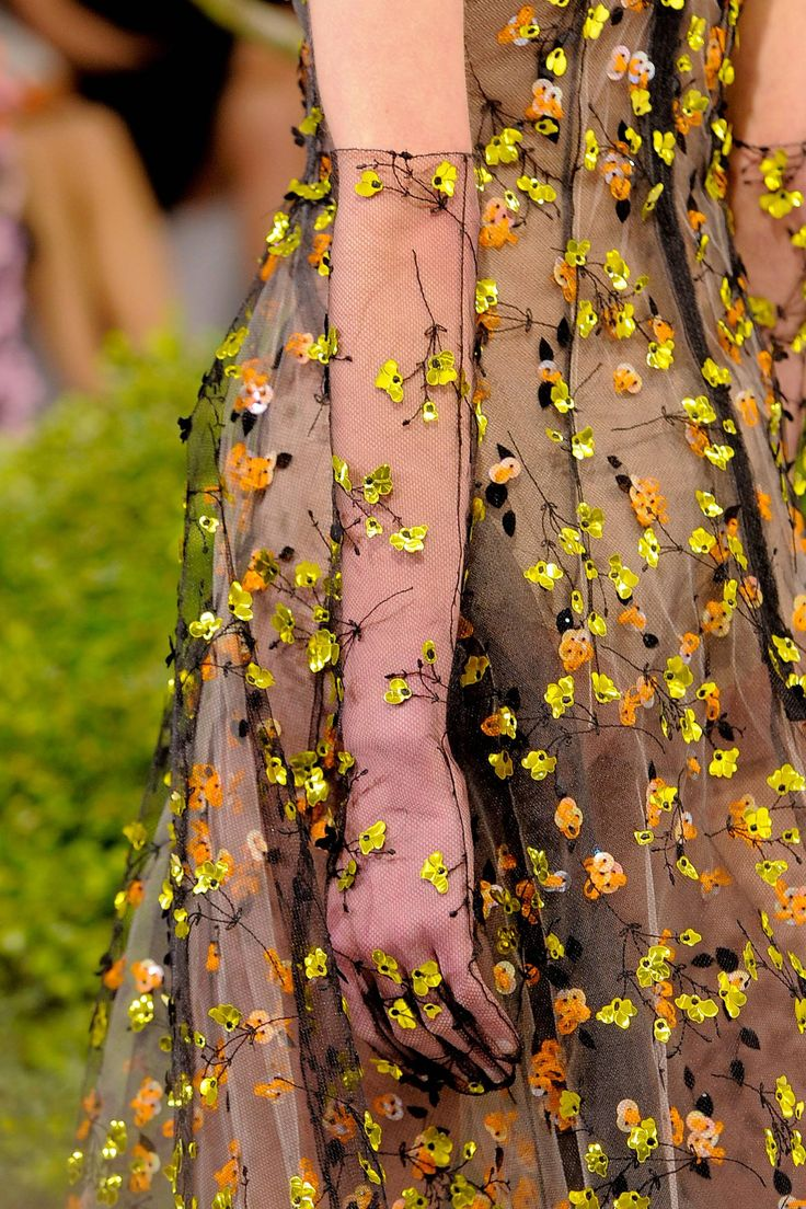 Christian Dior Spring 2013 Couture Collection.♡