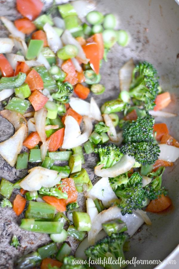 Easy Chicken Stir Fry Recipe With Vegetables Recipe Easy Chicken Stir Fry Recipe Easy Healthy Recipes Healthy Recipes