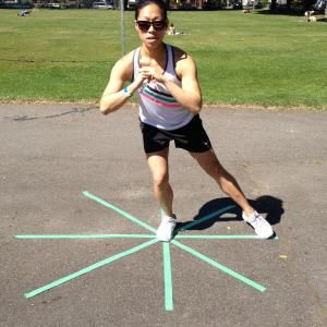 Star Balance Exercise: Make Your Lower Body Strong