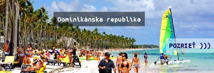 Dominikánska republika, lacná exotika - dovolenka 2016, Last Minute zájazdy s viaWebtour: http://www.viawebtour.sk/Zajazdy/Dominikanska-republika/?id_Stat=44