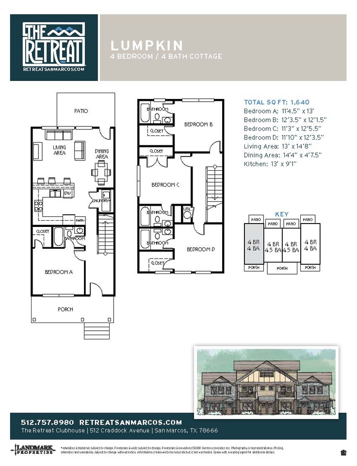 34 Best Images About Retreat Cottages Floor Plans On