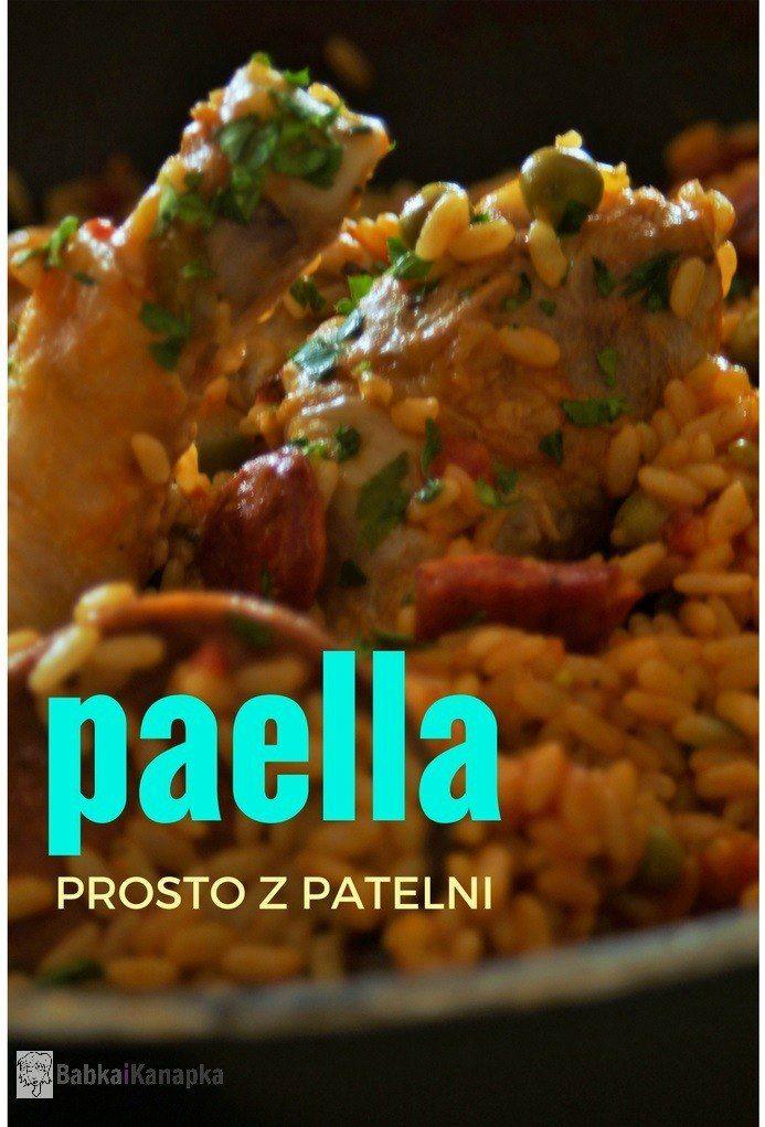 Dzięki kompozycji niezbędnych przypraw, paella smakuje całkiem egzotycznie. Chcesz się przekonać jakie to przyprawy? Paella z kurczakiem i chorizo.