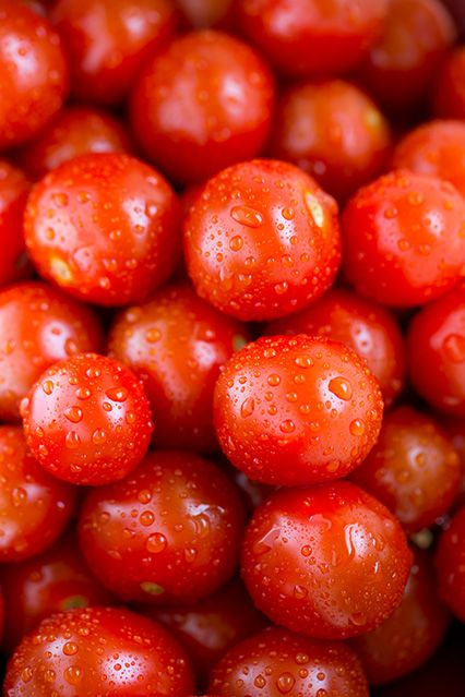 olive-oil-poached cherry tomato sauce | Cooking Classy