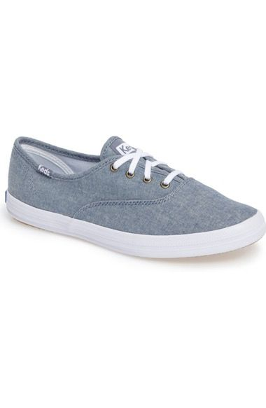 KEDS Champion Canvas Sneaker. #keds #shoes #