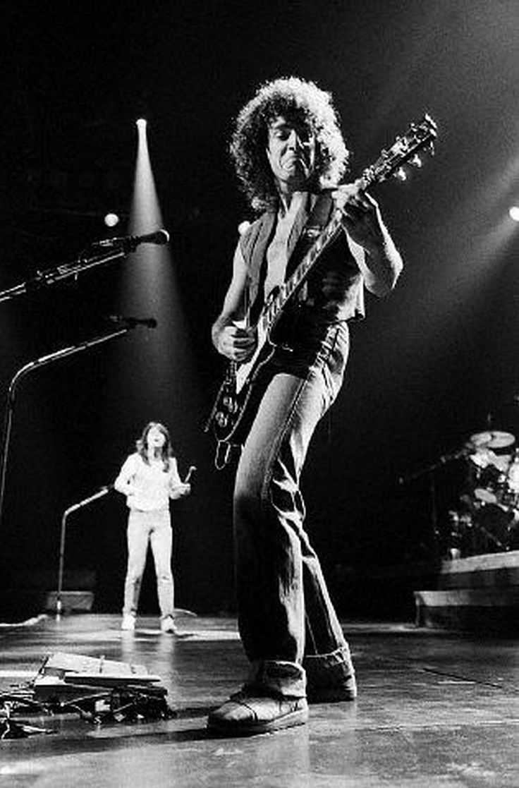 Neal Schon & Steve Perry