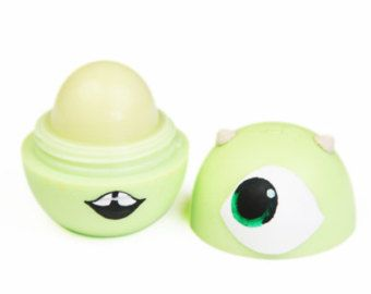 Custom eos lip balm by Pencilmade on Etsy