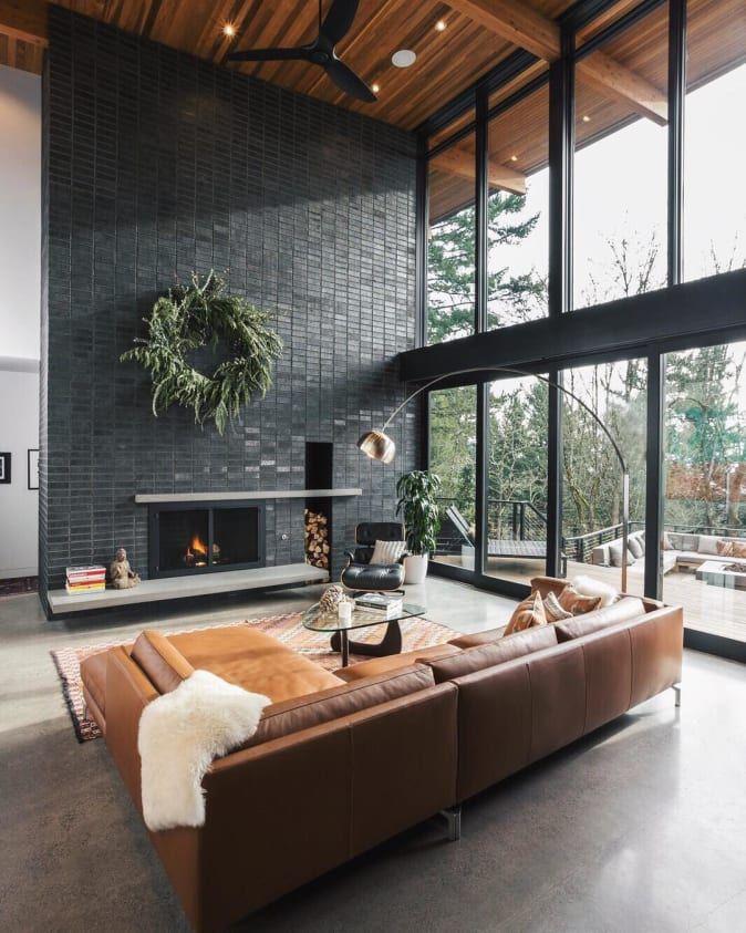 Minimal Interior Design Inspiration 219 Modern House Design Living Room Decor Modern House Interior