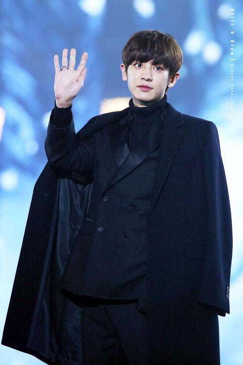 Rise Credit >> Chanyeol - 151230 2015 KBS Gayo Daejun Credit: Still U Rise. (2015 KBS 가요대축제) | ★ EXO ...