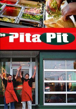 Pita Pit Franchsie