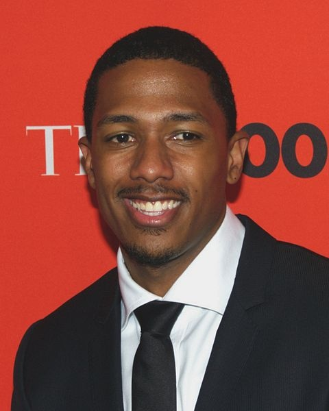 Nick Cannon guest on The Talk show 5-6-13