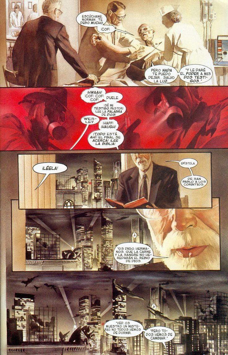 Kingdom Come [Novela Gráfica] - DC Comics - Tomo I