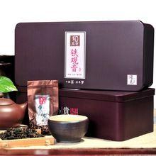 Fujian Anxi TiKuanYin Tea - chá oolong forte fragrância brown pacote de caixa de presente(China (Mainland))