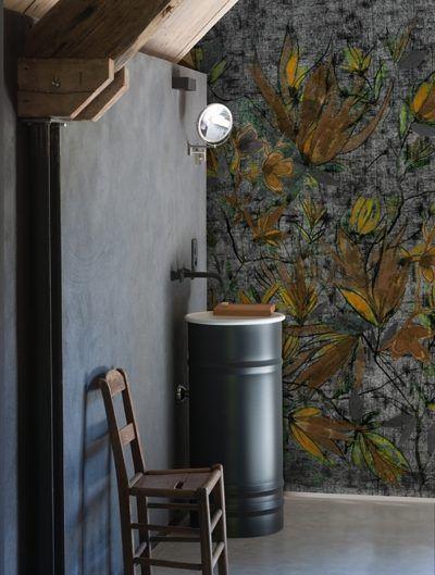 Badezimmer Renovieren Mit Tapete Und Ohne Fliesen Trebes Raumausstattung Und Inneneinrichtung Deko Wand Badezimmer Renovieren Tapeten