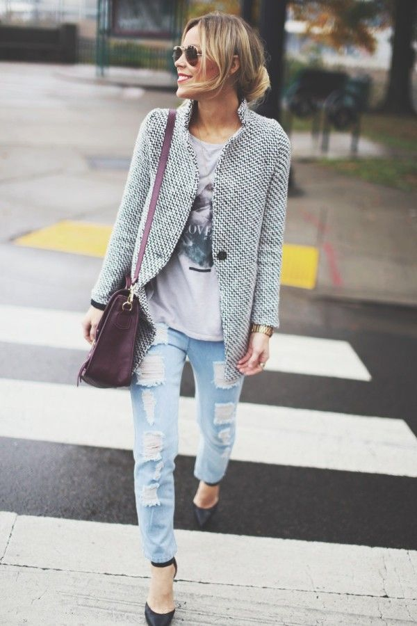 #casual #chic #easytodo look !
