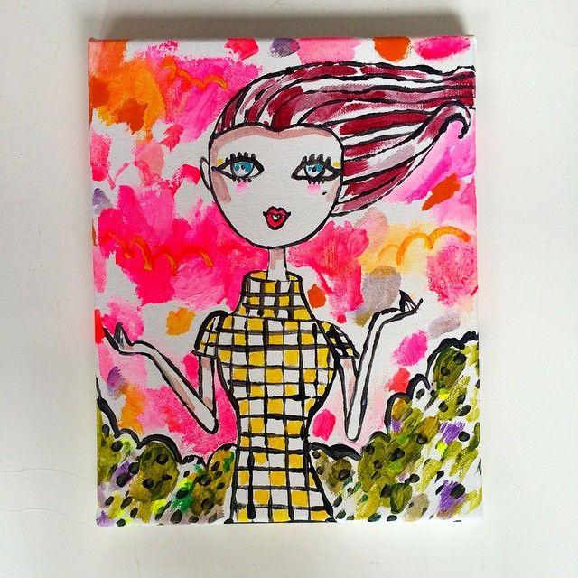 """좋아요 44개, 댓글 2개 - Instagram의 Jeffrey Fulvimari(@jeffreyfulvimari)님: """"New paintings for my new shop in Oita, starting April 6....if you're in Oita check it out at Oita…"""""""