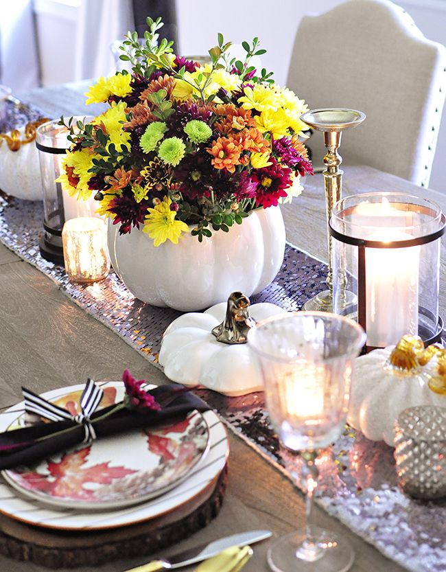 From Aisle to Home Fresh and Affordable Holiday Table Settings  sc 1 st  Pinterest & 176 best Collections Better homes and gardens dishes images on ...
