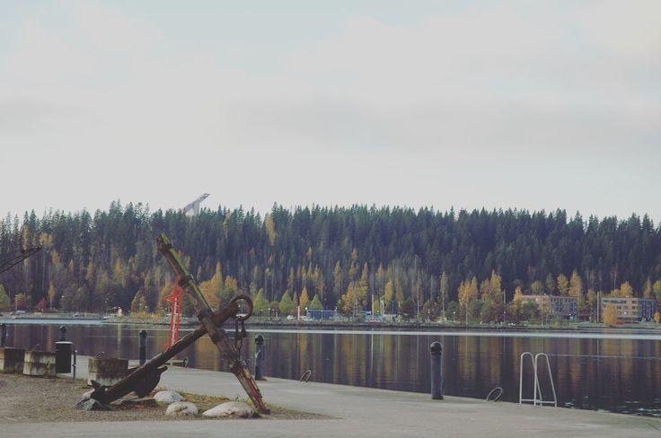 Matkustajasatama, Lahti