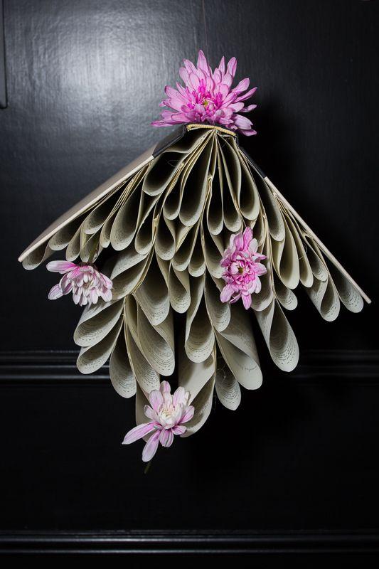 Book decorations tutorials