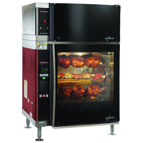 Alto Shaam Ar 7evh Dblpane Double Pane Curved In 2020 Rotisserie