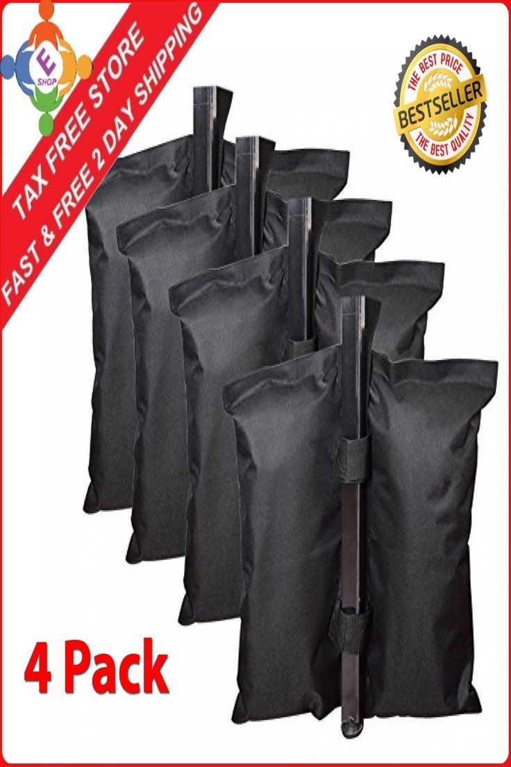 17 89 Canopy Tent Weights Leg Bags Sand Pop Up Ez Anchor Patio Outdoor Kyliejenner
