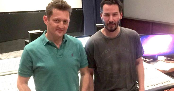 Keanu Reeves & Alex Winter Reunite for 'Deep Web' Movie -- Keanu Reeves will narrate the 'Deep Web' documentary for 'Bill & Ted' co-star Alex Winter, premiering at SXSW this weekend. -- http://www.movieweb.com/deep-web-movie-narrator-keanu-reeves