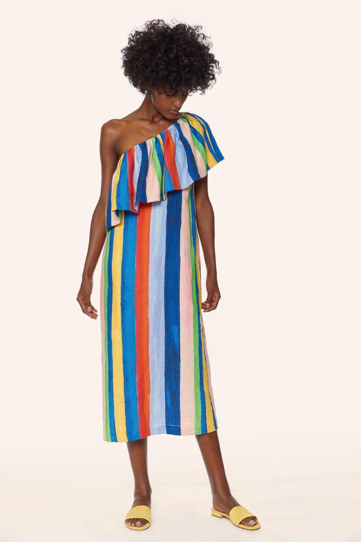 Mara Hoffman dress!