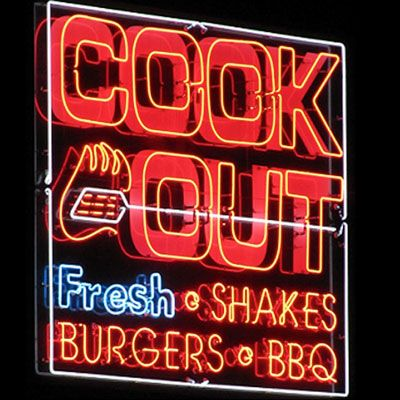 You've got to be kidding me, there is a Cook Out 5 minutes from my work. Holy fat kid status.