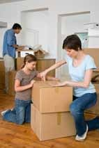 Tips for Moving - Packing & Unpacking