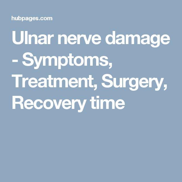 25+ best ideas about nerve damage symptoms on pinterest | leg pain, Muscles