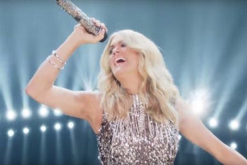See a Sneak Peak of Carrie Underwood's 2015-2016 'Sunday Night Football' Opening Video