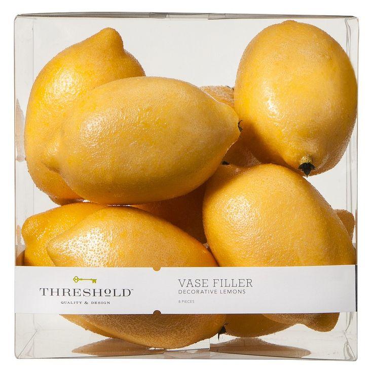 Lemon Kitchen Decor At Target: Best 25+ Lemon Vase Ideas On Pinterest