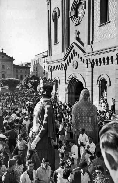 1947.Gigantes frente a San Lorenzo.