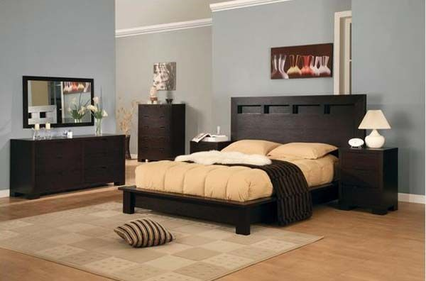 Young Men Bedroom Colors | mens bedroom ideas – home design collection simple shade bedroom men ...