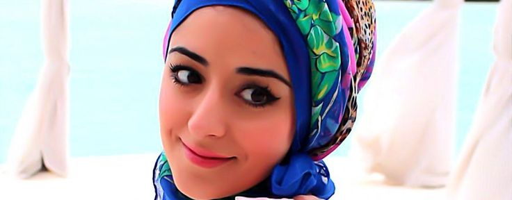 Latest Hijab Styles 2014 for Women