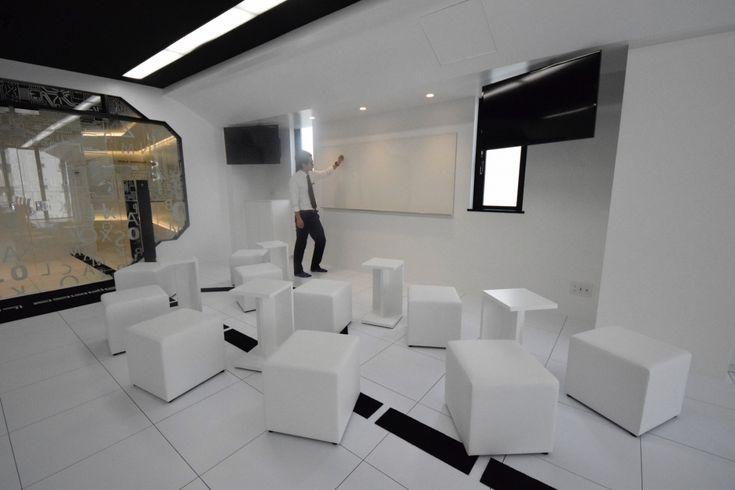 これからの成長を支える秘密基地。御徒町に現れたスペースラボ|オフィスデザイン事例|デザイナーズオフィスのヴィス