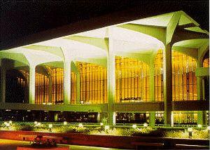 King Fahad International Airport, KFIA Dammam Saudi Arabia