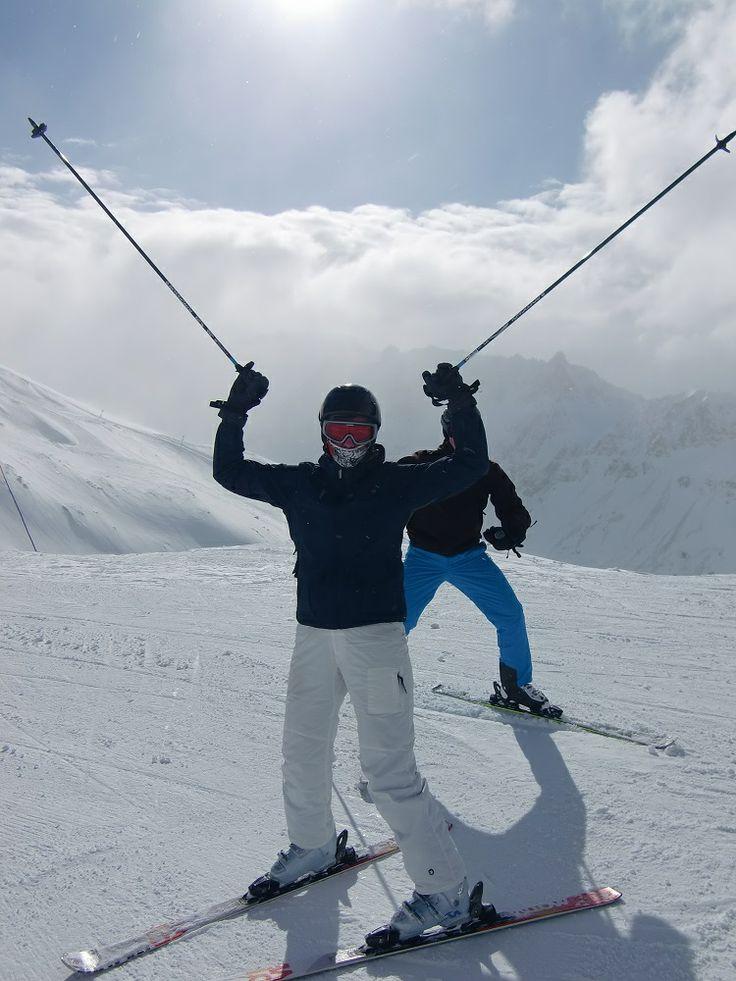 Skiing ❄