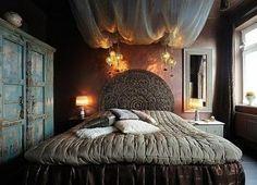 Спальни в индийском стиле