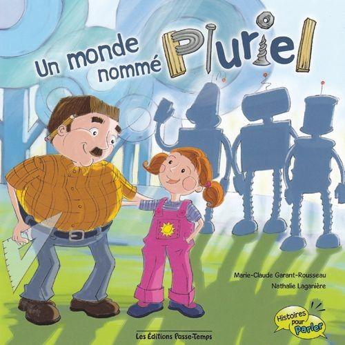 Un monde nommé Pluriel permet aux enfants de travailler l'accord des verbes au pluriel de manière ludique. Ainsi grâce aux histoires, les enfants pourront mieux appréhender et comprendre les transformations que subissent les verbes. Dès 3 ans.