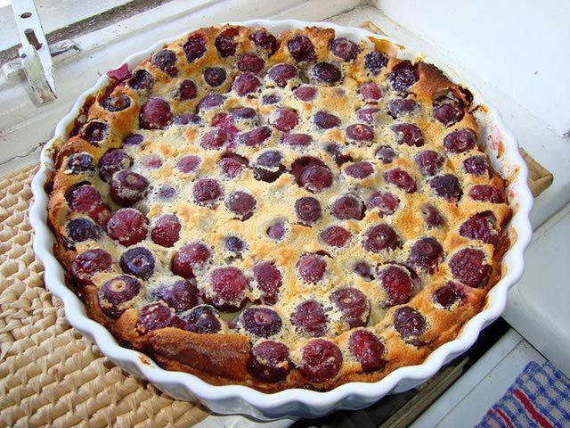 Learn more about different versions of clafouti recipes. Get creative with different fruits and spices with this delicious French clafouti recipe collection.