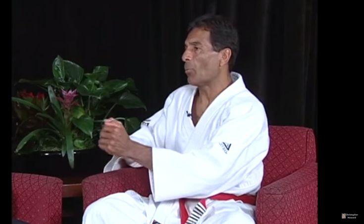 Chris Howard Interviews -Grandmaster Rorion Gracie