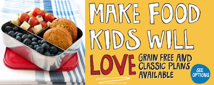 MOMables® Healthy School Lunch Ideas