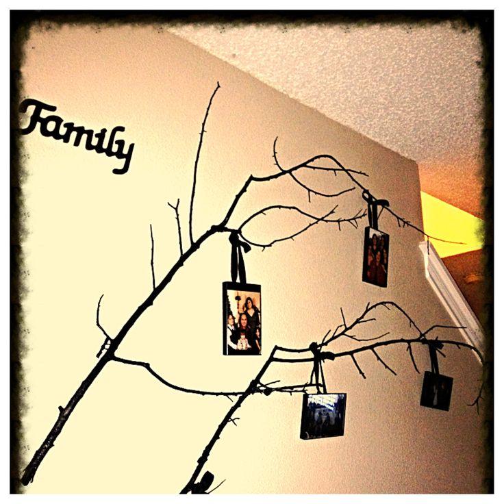 43 best Family portrait wall decor images on Pinterest | Good ideas ...