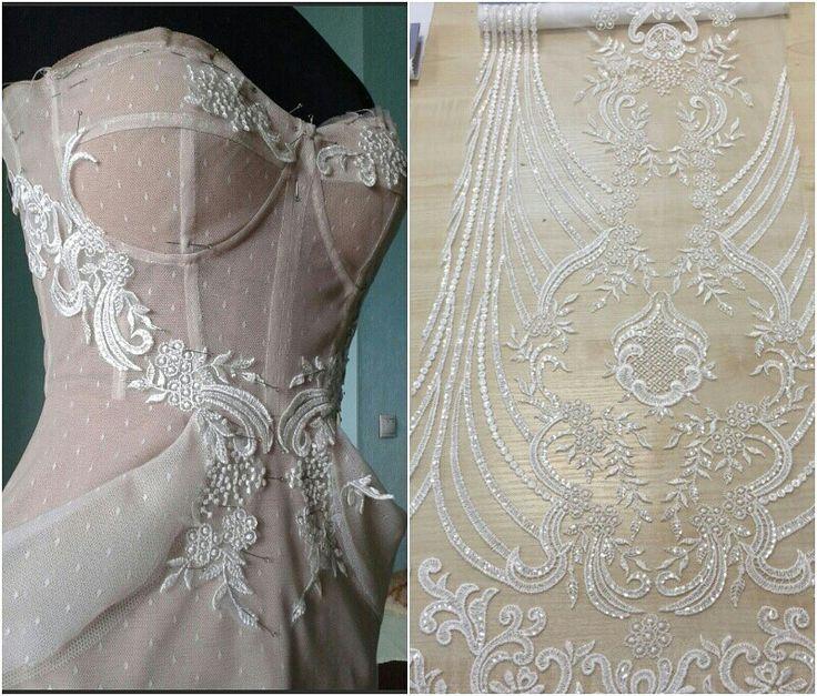 Details #ручнаяработа#шьюназаказ#шьюназаказвМоскве#wedding#bridal#design#couture#fashion#weddingdress#dressByOksanaZolotareva#handmade#individualtailoring #индивидуальныйпошив#handmadewithlove♥♥♥