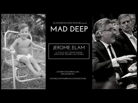 Jerome Elam - A Child Sex Trafficking Survivor Tells His Story