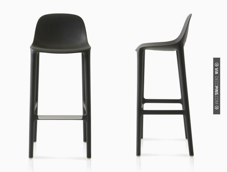 Fantastic! - philippe starck extends broom collection for emeco with stools | Check out more ideas for chairs at DECOPINS.COM | #chairs #chair #masterbathrooms #bedroom #bedrooms #bathroom #bathrooms #homedecor #beds #interiordesign #home #homedecoration #design
