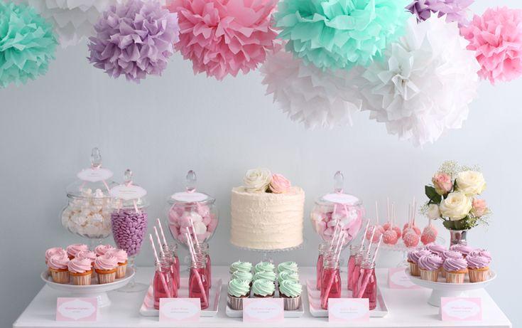 10 Trucos y/o consejos para conseguir una mesa dulce espectacular! - Mary Mary Sweet Designs