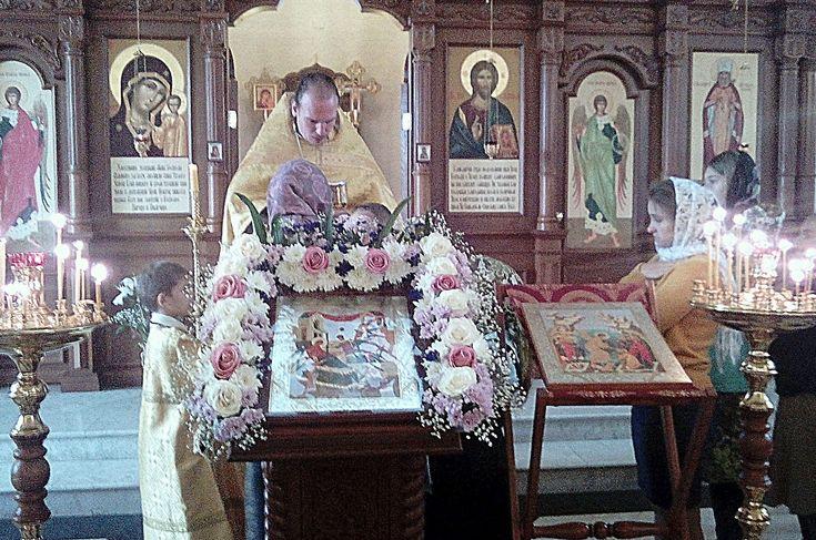 Праздник в приходе Казанского храма поселка Радужный